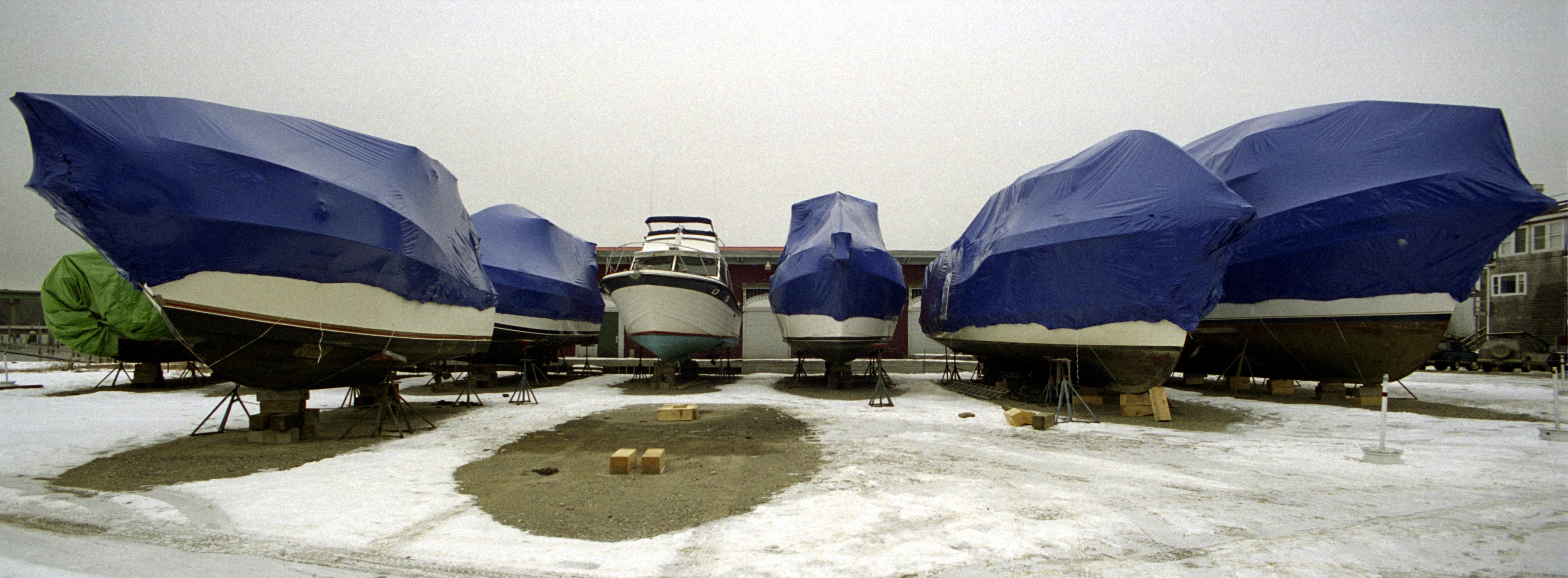 Vinterförvaring - Tips inför vinterförvaring av båten - Atlantica